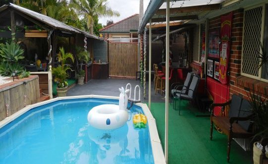 Pool Safety – Hazards in the Pool Enclosure